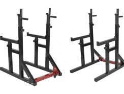 Ce que je pense du multi rack à squat de Gorilla sport